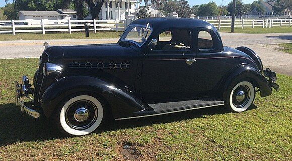 1935 Plymouth Model PJ for sale 100972728