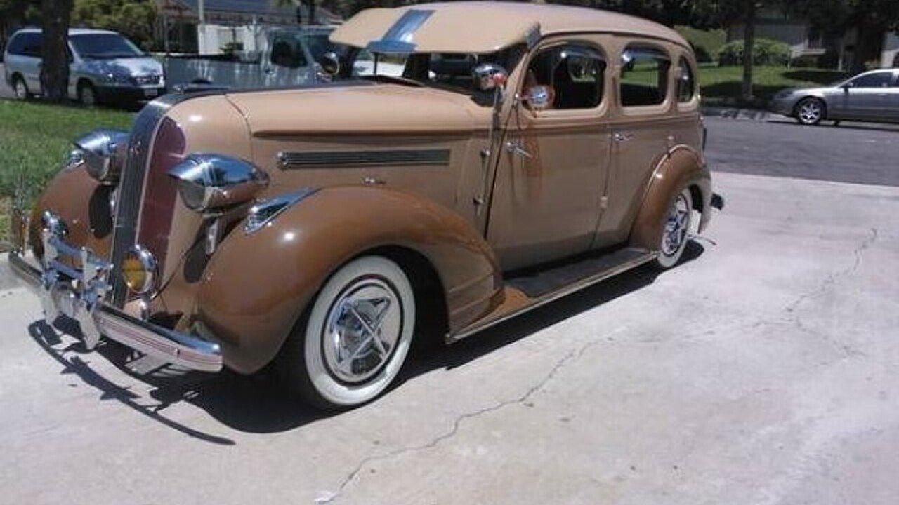 1935 Pontiac Deluxe for sale 100822937