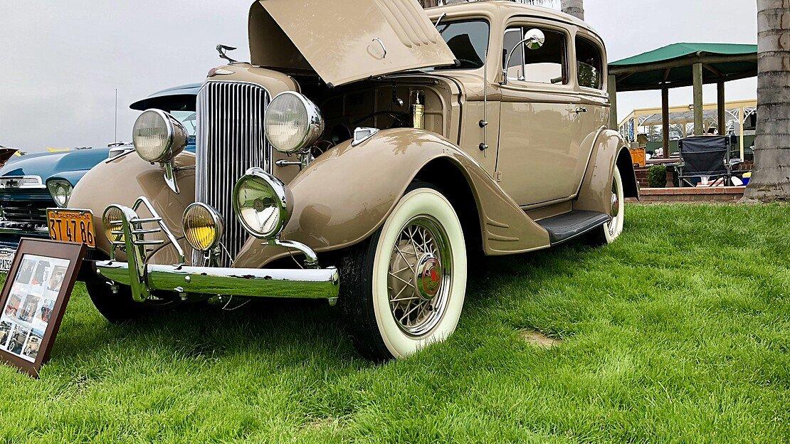 1935 Pontiac Standard for sale 101033249
