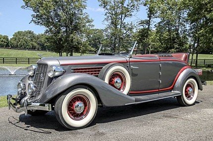 1936 Auburn 852 for sale 100900419