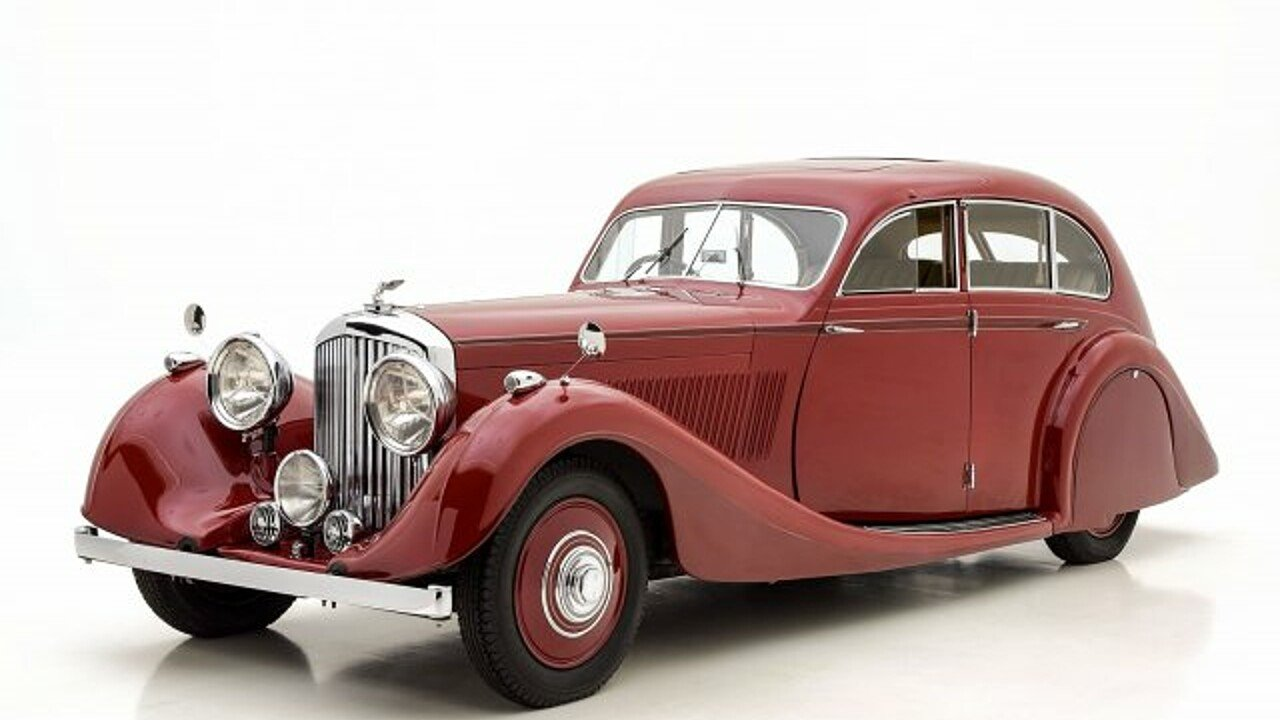 1936 Bentley 4 1/4 Litre for sale 100908415