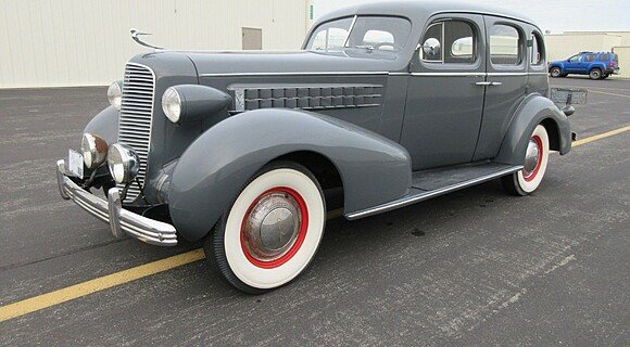 1936 Cadillac Series 60 for sale 101003814