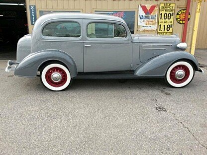 1936 Chevrolet Master Deluxe for sale 100758519