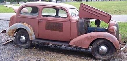 1936 chevrolet master deluxe classics for sale classics for 1936 chevrolet 4 door sedan