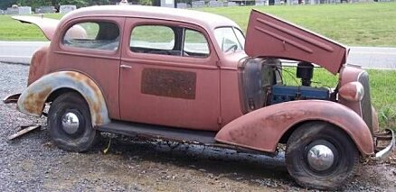 1936 Chevrolet Master Deluxe for sale 100822702