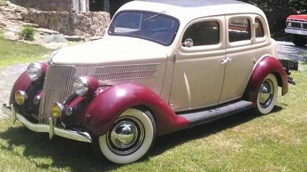 1936 Ford Deluxe Tudor for sale 100822931