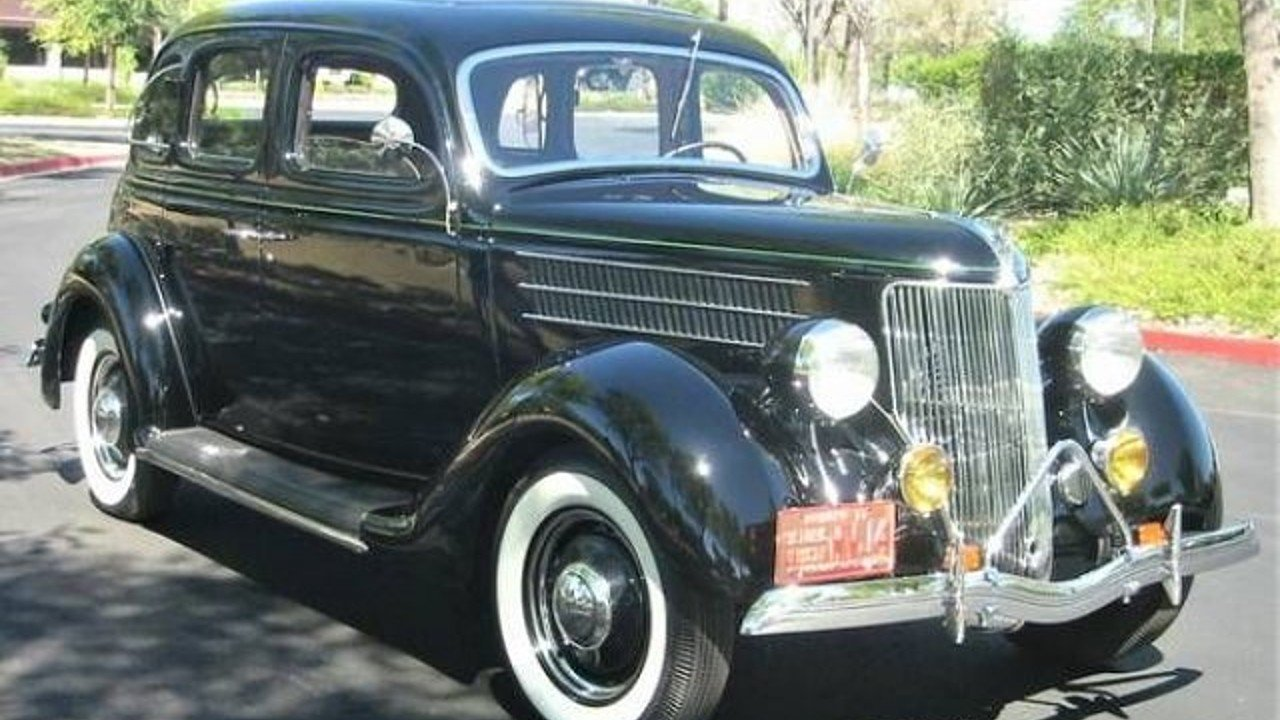 1936 Ford Deluxe for sale 100942898