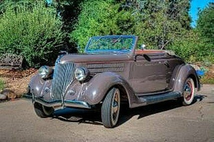 1936 Ford Deluxe for sale 100994581
