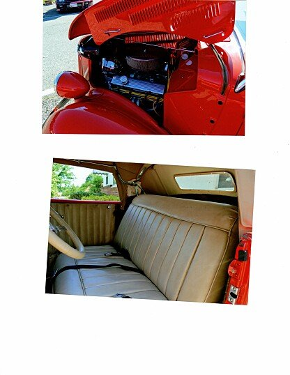 1936 Ford Model 68 for sale 100795967