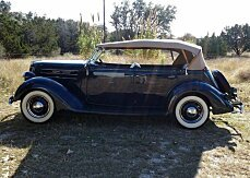 1936 Ford Model 68 for sale 100843409