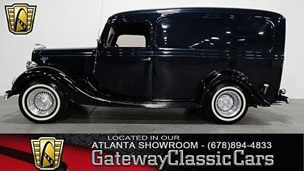1936 Ford Sedan Delivery for sale 100836885
