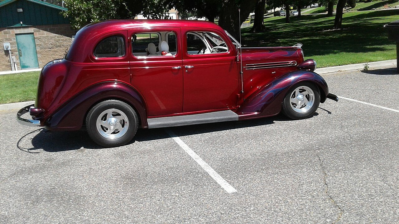 1936 Plymouth Model P2 for sale 101008011