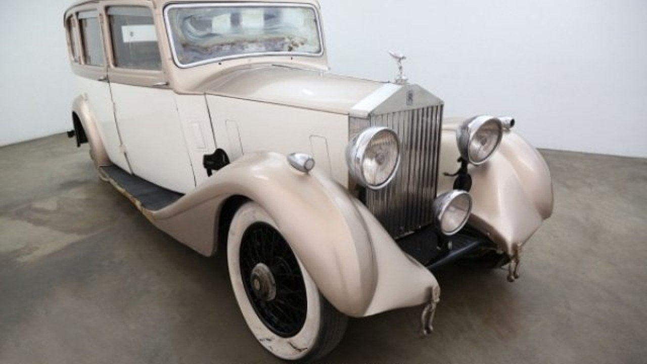 1936 Rolls-Royce 25/30HP for sale 100858834
