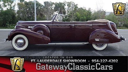 1937 Buick Roadmaster for sale 100970980