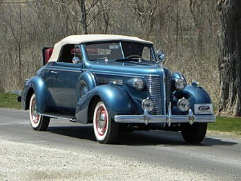 1937 Buick Series 40 for sale 100985030