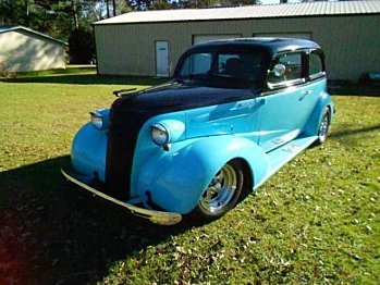 1937 Chevrolet Master Deluxe for sale 100822842