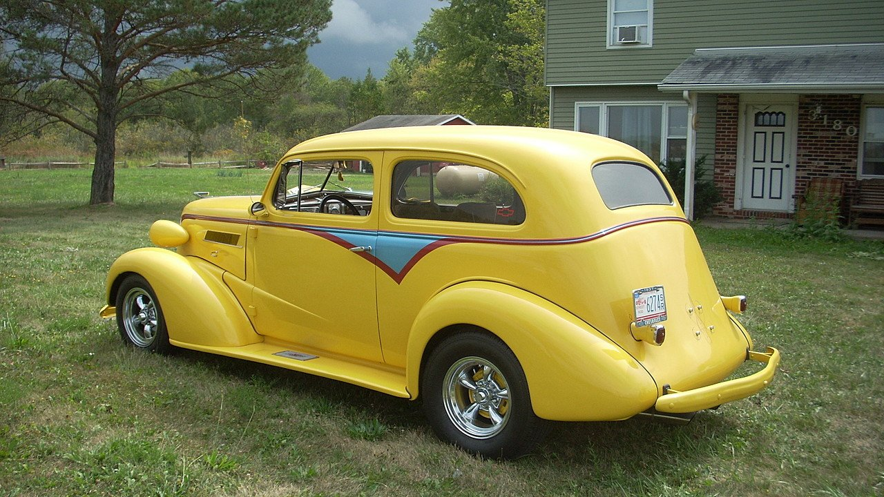 1937 Chevrolet Master Deluxe for sale 100885472