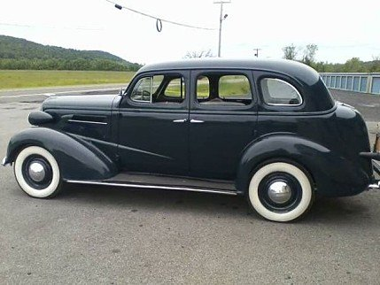1937 Chevrolet Master Deluxe for sale 100890513
