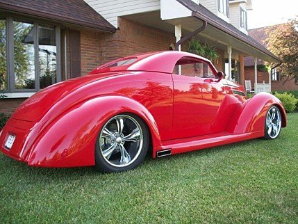1937 Ford Custom for sale 100760775