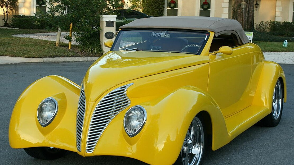 1937 Ford Custom for sale 100940686