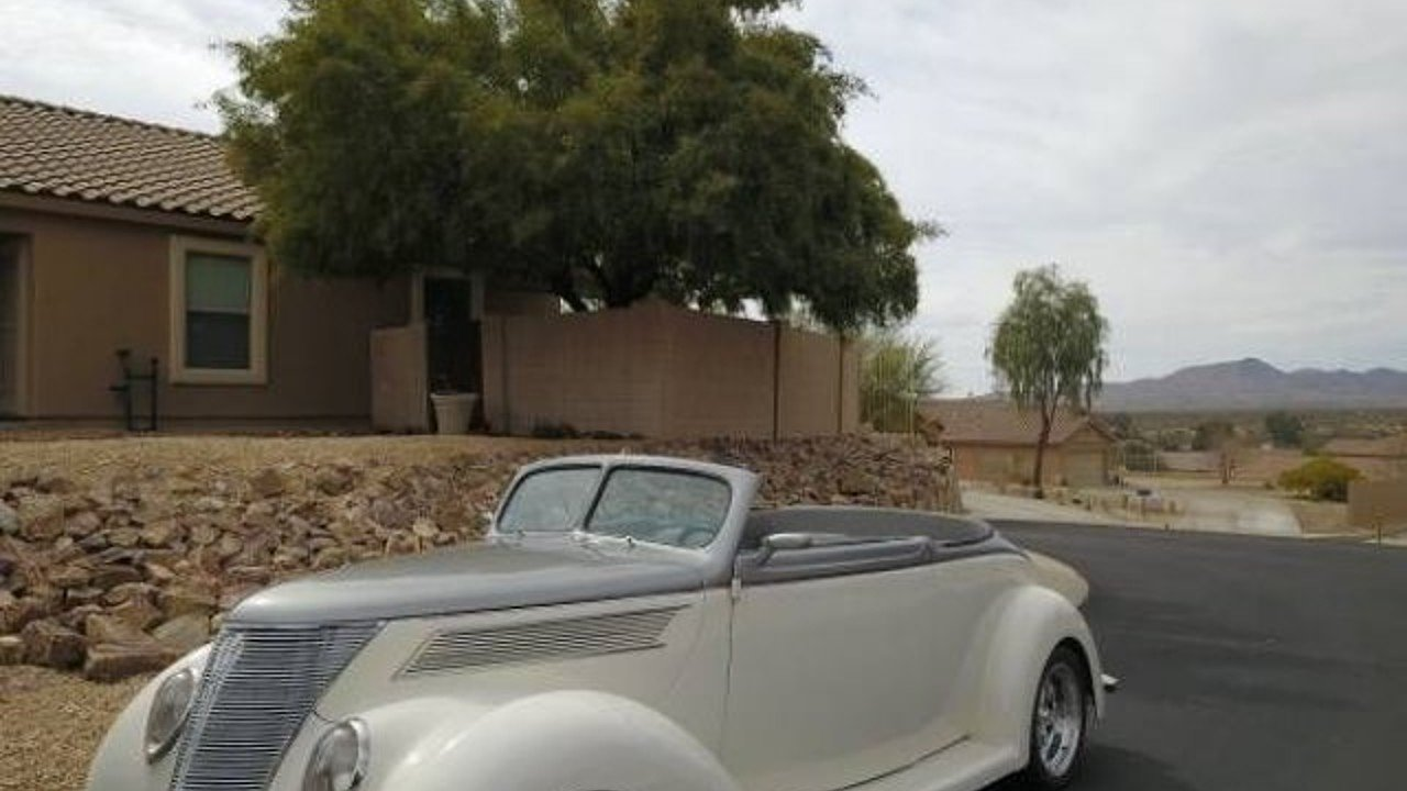 1937 Ford Custom for sale near Cadillac, Michigan 49601 - Classics ...