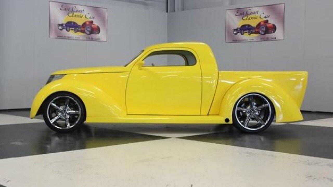 1937 Ford Custom for sale near Lillington, North Carolina 27546 ...