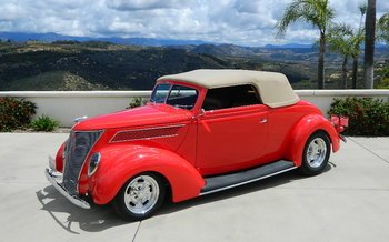 1937 Ford Custom for sale 100983554