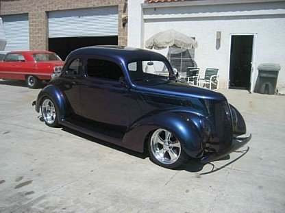 1937 Ford Deluxe Tudor for sale 100771256