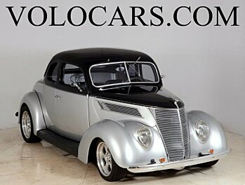 1937 Ford Deluxe Tudor for sale 100841910