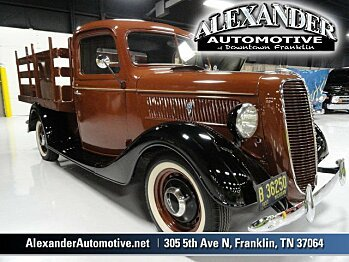 1937 Ford Pickup for sale 100860527