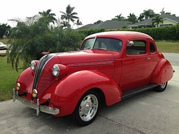 1937 Hudson Deluxe for sale 100865230
