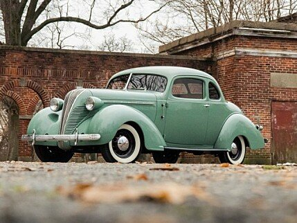 1937 Hudson Deluxe for sale 100985665
