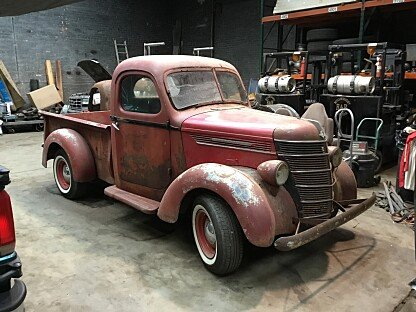 1937 International Harvester Pickup for sale 100855994