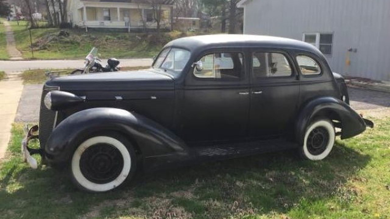 1937 Nash Lafayette for sale 100874374