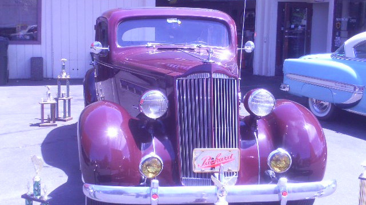 1937 Packard Model 120 for sale 100992733