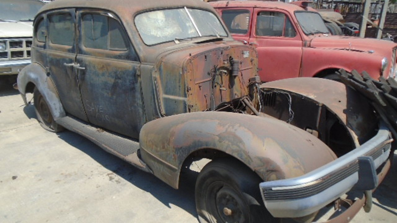 1937 Plymouth Deluxe for sale 100884827