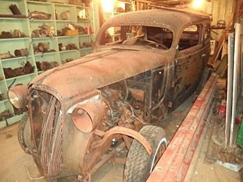 1937 Plymouth Other Plymouth Models for sale 100822689