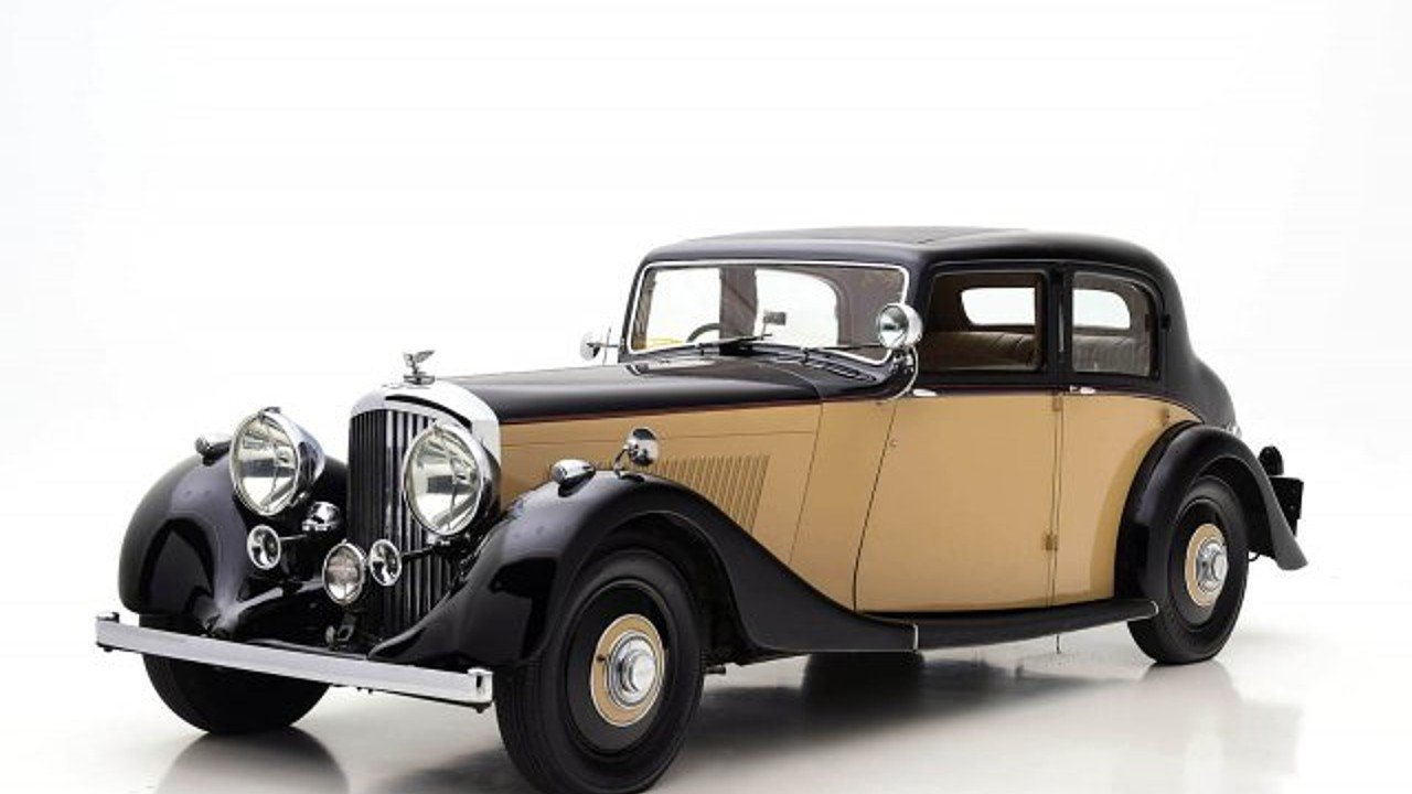 1938 Bentley 4 1/4 Litre for sale 100794074