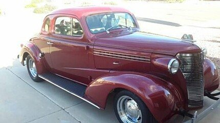 1938 Chevrolet Master Deluxe for sale 100823047