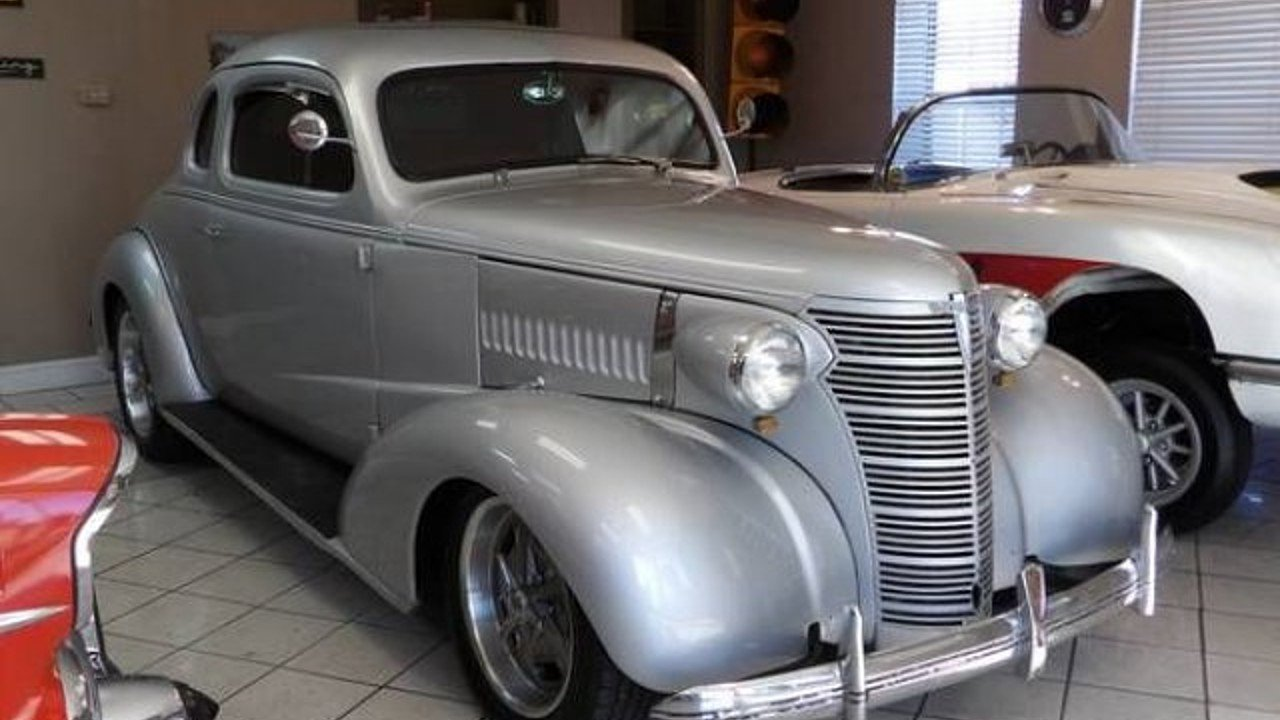 1938 Chevrolet Other Chevrolet Models for sale 100946155