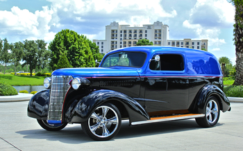 1938 Chevrolet Other Chevrolet Models for sale 101026888