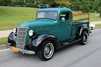 1938 Chevrolet Pickup for sale 100990213