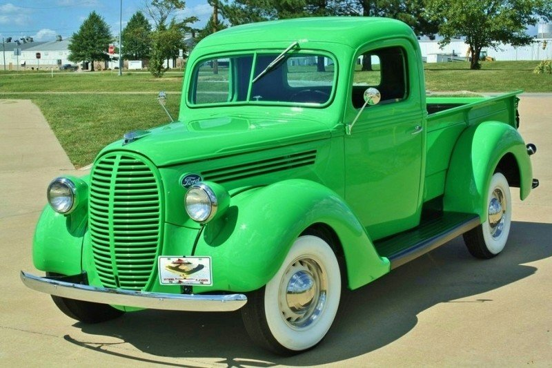 1938 Ford Pickup for sale 100880359 & 1938 Ford Pickup Classics for Sale - Classics on Autotrader markmcfarlin.com