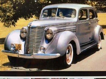 1938 hupmobile model e