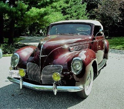 1938 Lincoln Zephyr for sale 100892438
