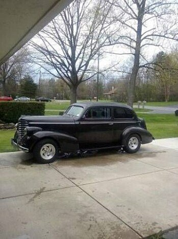 1938 Oldsmobile Series F for sale 100822703