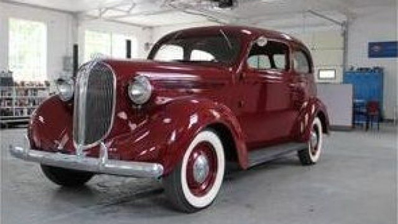 1938 Plymouth Other Plymouth Models for sale 100942356