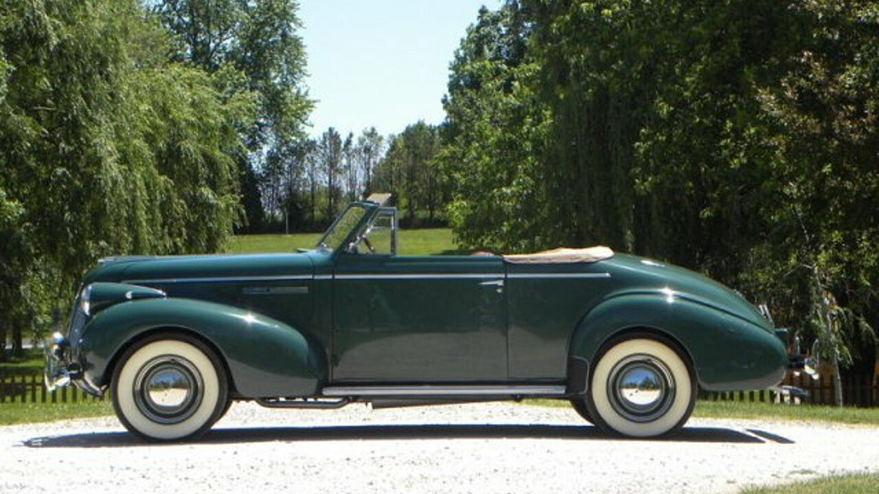 1939 Buick Series 40 for sale 100880575