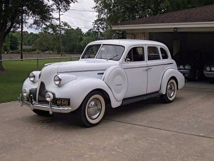 1939 Buick Series 40 for sale 100928738