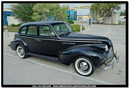 1939 Buick Special for sale 100965986